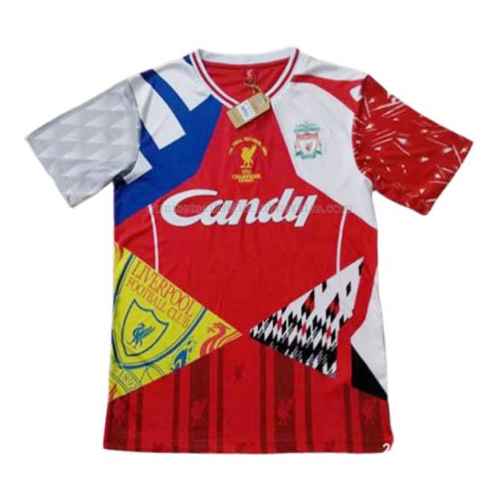 camiseta mushup liverpool 2020