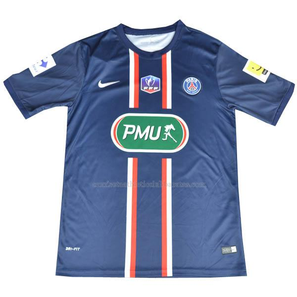 camiseta retro del paris saint-germain del 1ª equipación 2011-13